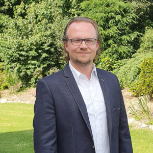 Bild von Florian Thomas, Geschäftsführer