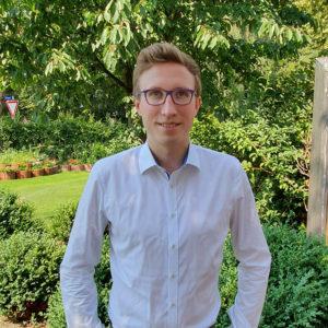 Bild von Maximilian Thomas, Geschäftsführer